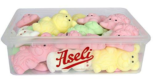 Aseli Süße Teddies 30 Stück, 1er Pack (1 x 300 g)