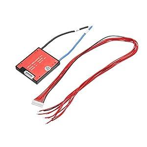 KUNSE 8S 24V 18A/25A/35A/45A/60A BMS PCB Pcm Batterieschutz-Board Für Ebike Elektro-Fahrrad Gleichen Port-45A