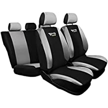 TG-S Universal Fundas de asientos compatible con AUDI A3 8L 8P 8V