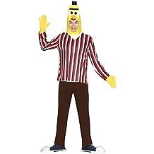 a801ce84e6 Suchergebnis auf Amazon.de für: sesamstrasse kostüm