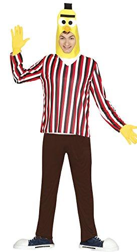 Guirca–Kostüm Erwachsene Schlafanzug Man, Größe ()