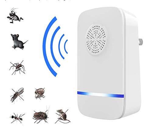 `Star Empty - Elektronischer Ultraschall-Repeller, Experte für intelligente Entwurmung in Innenräumen, Fliegen, Mäuse, Mückenschutz