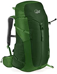 LOWE ALPINE AIRZONE TRAIL 35 BACKPACK (SYCAMORE/ARTICHOKE)