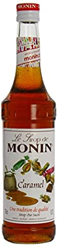 Monin Premium Caramel Syrup 700 ml