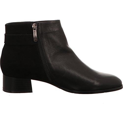 07 Millim Boots ciel regarde Noir Noir femme le CRISTION vSfWqTf