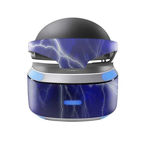 Sony Playstation 4 VR Skin Design Aufkleber Vinyl Schutzfolie Apocalypse Blue
