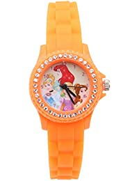 Disney Analog Multi-Colour Dial Children's Watch - AW100676