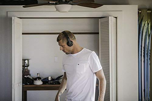 Skullcandy Uproar Wireless On-Ear Headphone with Mic (Black) Image 4