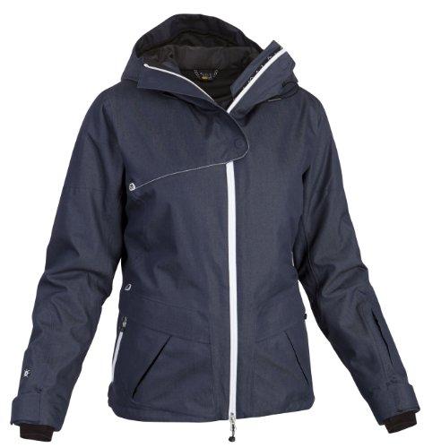 Salewa lamina jeans pTX veste pour femme Bleu - shadow blue/0010