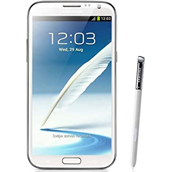 Samsung Galaxy Note 2 16GB Sim Free Smartphone - Ceramic White