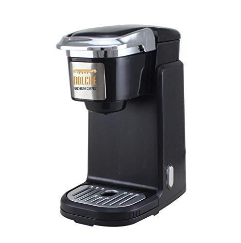 Dolché ONE, Macchina per Caffè Americano in Capsule Keurig K-cups 2.0 e Compatibili
