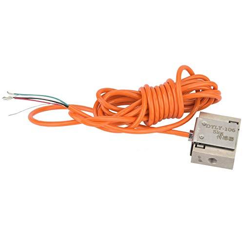 Zugdruck-Spannungssensor, Miniatur-S-Wägezellen-Wiegesensor(0~5kg), Miniatur-S-Typ-Wägezellen-Wiegesensor Zugdruck-Spannungssensor (0~5 kg)