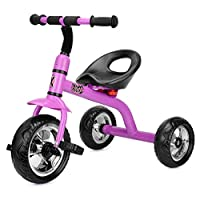 Xootz Tricycle with Easy Clip Assembly Trike - Green