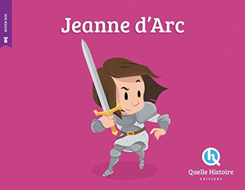 Jeanne d'Arc par Albin Quéru
