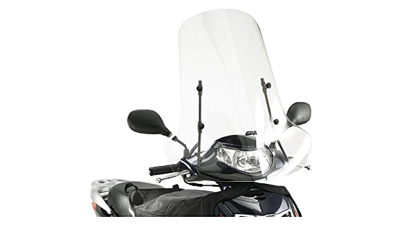 Windschild Givi Für Honda Sh 125 150 01 04 Auto