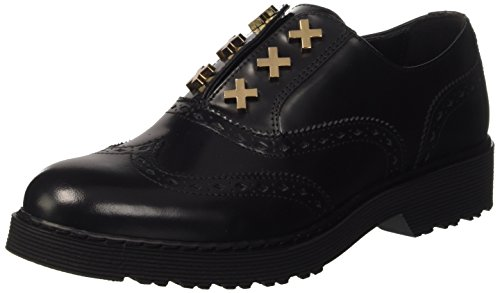 Cult Rose CLE102650, Scarpe Low-Top Donna, Nero, 36 EU