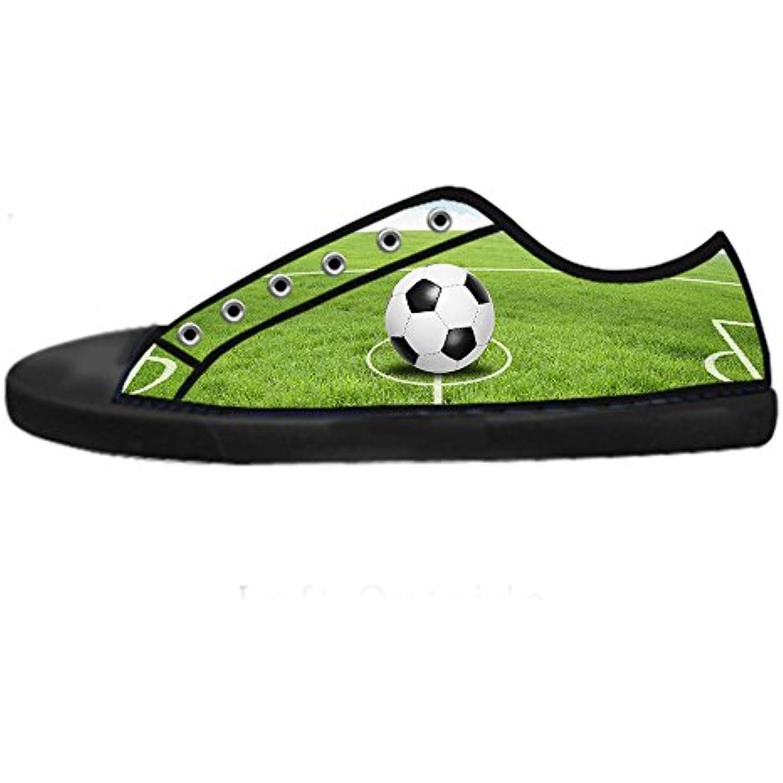 Custom sport calcio Men's Canvas scarpe shoes I lacci delle scarpe Canvas in Blto sopra le scarpe da ginnastica di scarpe scarpe...  Parent 098641