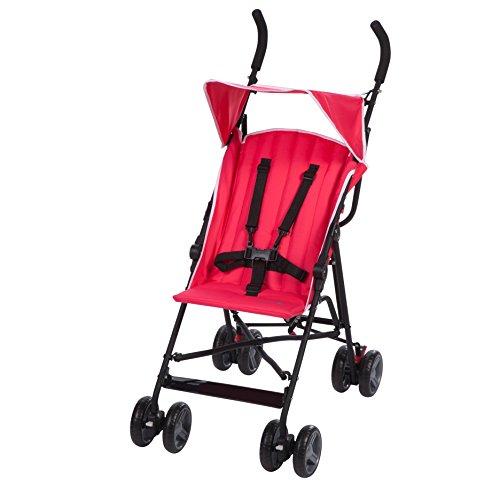 Safety 1st Flap Passeggino Leggero Reclinabile Chiusura Ombrello, dai 6 Mesi, Pink...