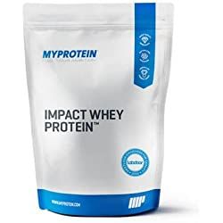 MY PROTEIN Impact Whey Protein Supplement, 1 kg, Chocolate Brownie