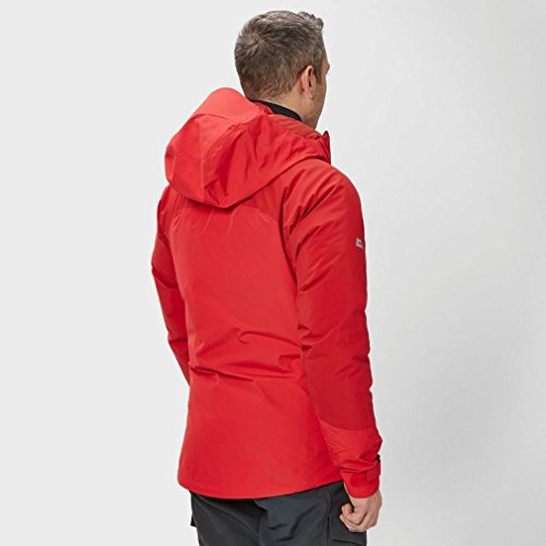 Mountain Equipment Lhotse Jacket imperial red/crimson