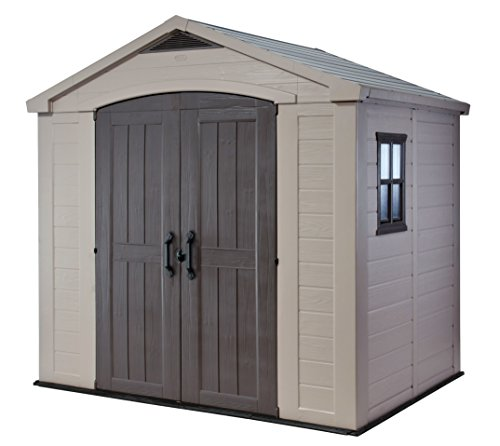 Keter 17197898 6 x 6 Factor Shed