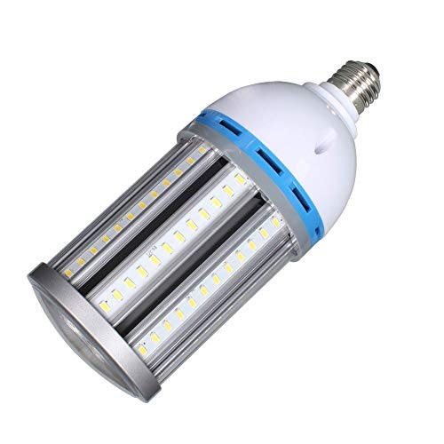 Baoming E27 LED lámpara de maíz blanco frío 6000K alto brillo tornillo...