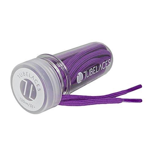 Tubelaces Herren Schuhe / Schuhzubehör Rope Solid, Purple, 130cm