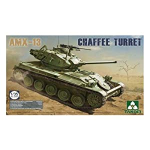 TAKOM Tak de 2063-Maqueta de French Light Reservorio AMX de 13chaffe Turret en Algerian War, 1954-1962