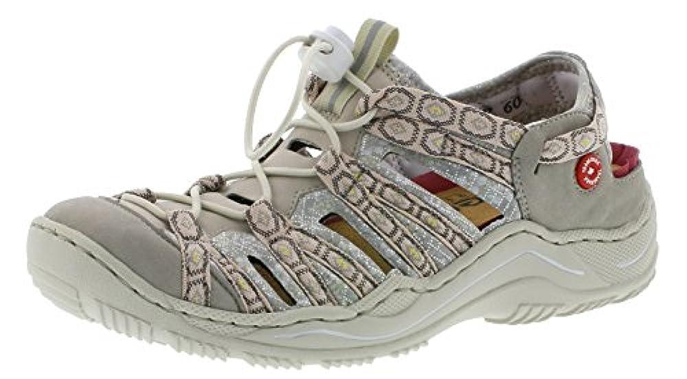 Rieker Women Schuhe Damen Antistress Freizeit Sneaker Sandalen Slipper L0577