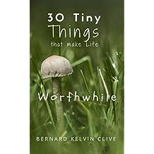 30 Tiny Things  That Make Life Worthwhile
