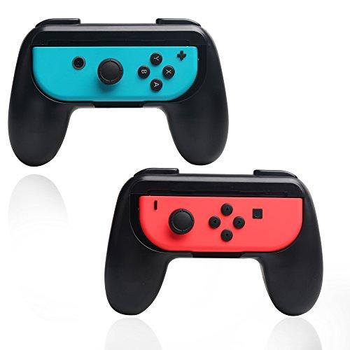Nintendo Switch Joy-Con Gaming Controller, Komost [2 Stück] Gamepad Controller Grip für Nintendo Switch Joy-Con