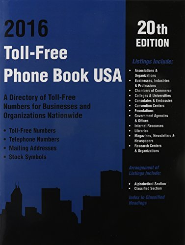 toll-free-phone-book-usa-2016-a-directory-of-toll-free-numbers-for-businesses-and-organizations-nati