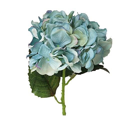 ration Künstliche Seide Kunstblumen Pfingstrose Blumen Hochzeit Bouquet Bridal Hydrangea Decor Brautjungfer Geburtstag Party Dekoration Einfach zu retten ()