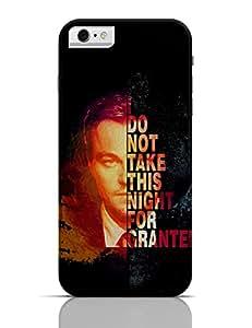 PosterGuy iPhone 6 / 6S Case Cover - Listen To Leonardo leonardo, oscar, quotes, planet, granted, fan, art,
