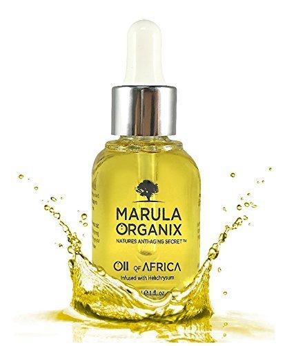 Marula Organix Cold Pressed Marula Oil -