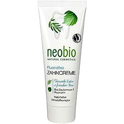 Neobio - Dentifrice Sans Fluor 75 Ml
