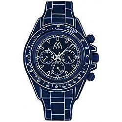 Uhr Marco mavilla digitona blau dgt08dbwh
