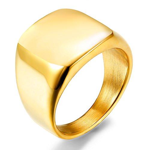 Männer Band Hochzeit (Sailimue Edelstahl Radfahrer Männer Ringe für Herren Band Ring Versprechen Hochzeit Engagement Größen54(17.2)-70(22.3))