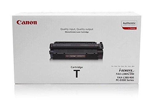 Preisvergleich Produktbild Original Toner passend für Canon Fax L 380 S Canon CARTRIDGET,  T-Cart 7833A002 7833A002AA - Premium Drucker-Kartusche - Schwarz - 3500 Seiten