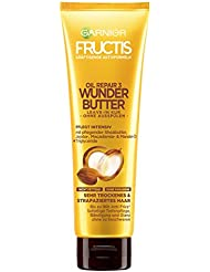 Garnier Fructis Oil Repair Wunder Butter Leave-In Kur, 3er Pack (3 x 150 ml)