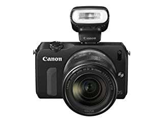 CANON M negra + objetivo EF-S 18-55 mm IS + flash Speedlite 90EX (B008O0IAKK) | Amazon price tracker / tracking, Amazon price history charts, Amazon price watches, Amazon price drop alerts