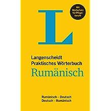 Langenscheidt Praktisches Wörterbuch Rumänisch - für Alltag und Reise: Rumänisch-Deutsch/Deutsch-Rumänisch (Langenscheidt Praktische Wörterbücher)
