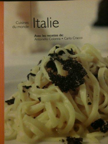 Cuisines de monde - Italie