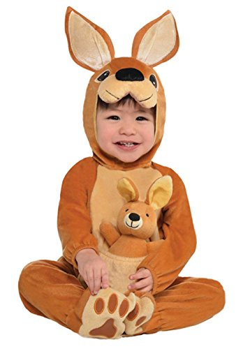 Taille de bébé Jumpin Joey kangourou Costume Infants (6-12 months)