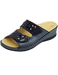 Amazon.it  ciabatte - Susimoda   Pantofole   Scarpe da donna  Scarpe ... e0b7cfb51f4