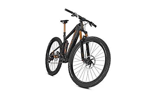 Focus E-Mountainbike 29 Zoll Fully Jam² C SL (2018) - 11-Gang-Kettenschaltung (Shimano), Carbon/Schwarz