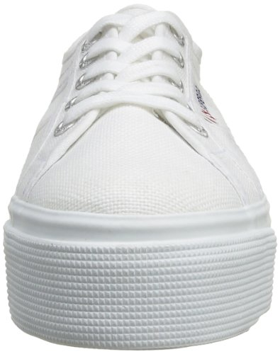 Superga 2790Cotw Linea Up And Down, Sneaker Unisex Adulto Bianco (901 White)