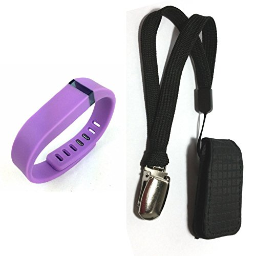 replacement band wristband for fitbit flex and Safty leash Pouch/ Holder/ Case/ Bag/ Clip for fitbit flex