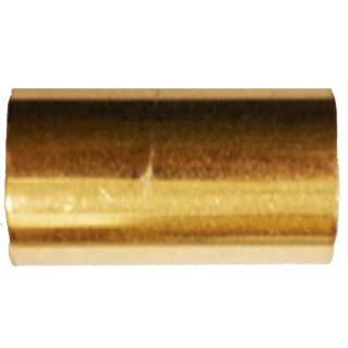 Aviditi 91677 3-Inch Copper Fitting with Coupling less Stop, C by C by Aviditi