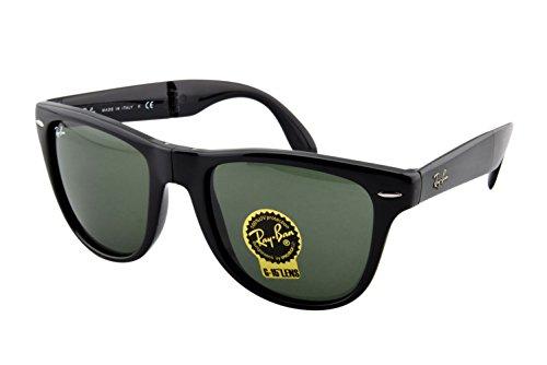 ray-ban-rb4105-folding-wayfarer-occhiali-da-sole-da-uomo-nero-black-60150-s